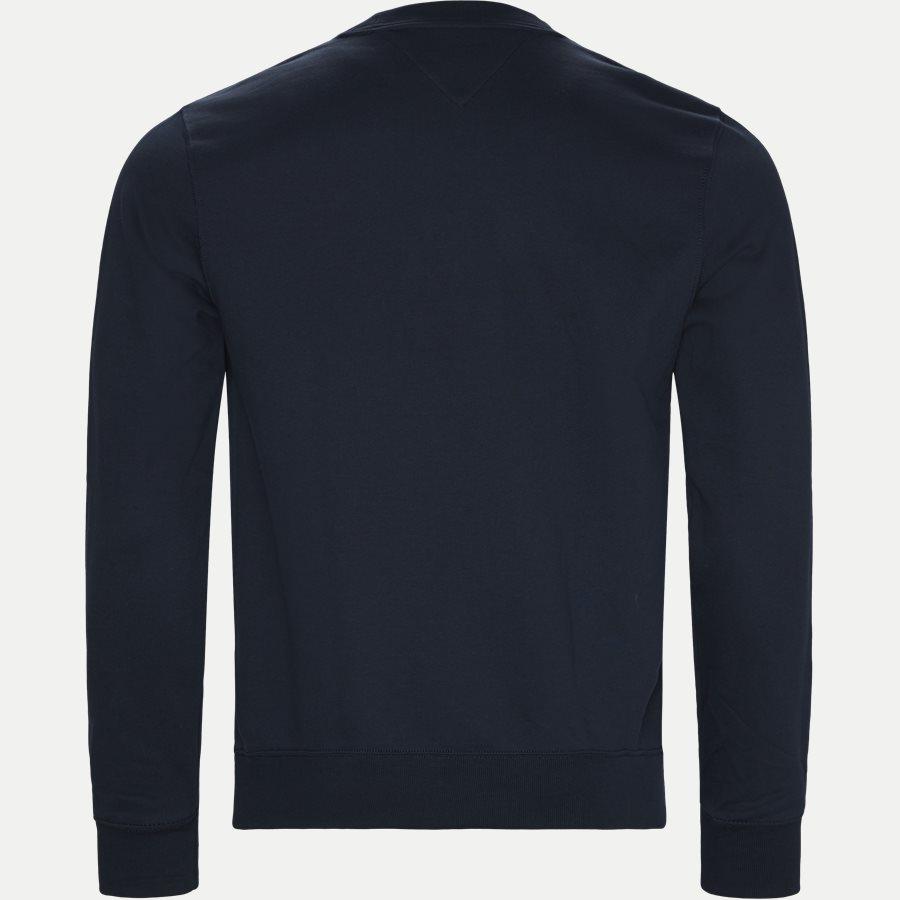 ICON MINI BADGE SWEATSHIRT - Icon Mini Badge Sweatshirt - Sweatshirts - Regular - NAVY - 2