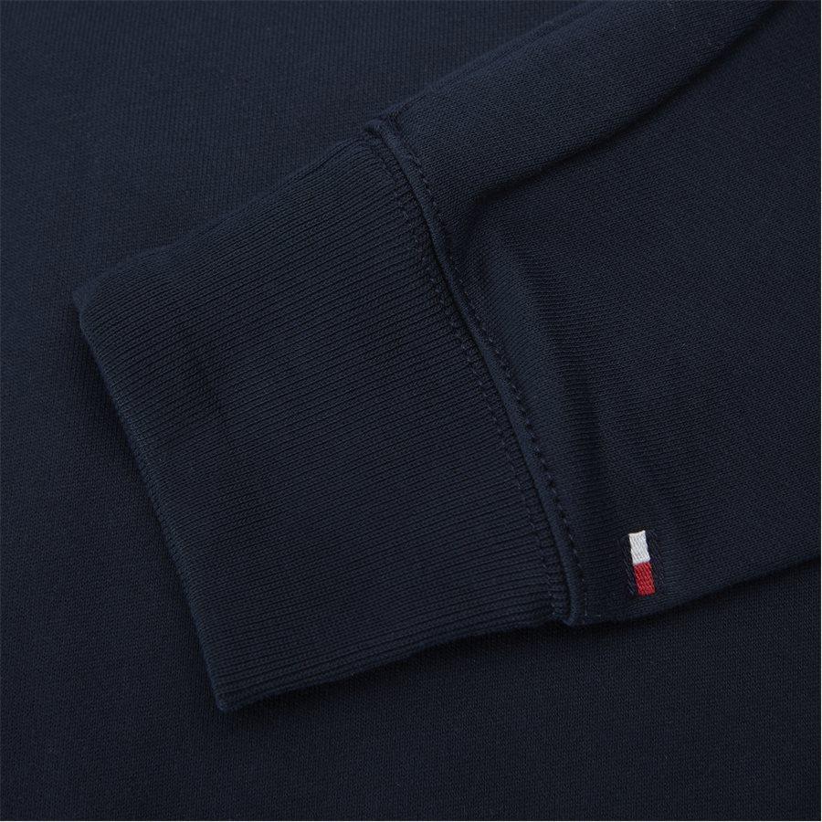 ICON MINI BADGE SWEATSHIRT - Icon Mini Badge Sweatshirt - Sweatshirts - Regular - NAVY - 3