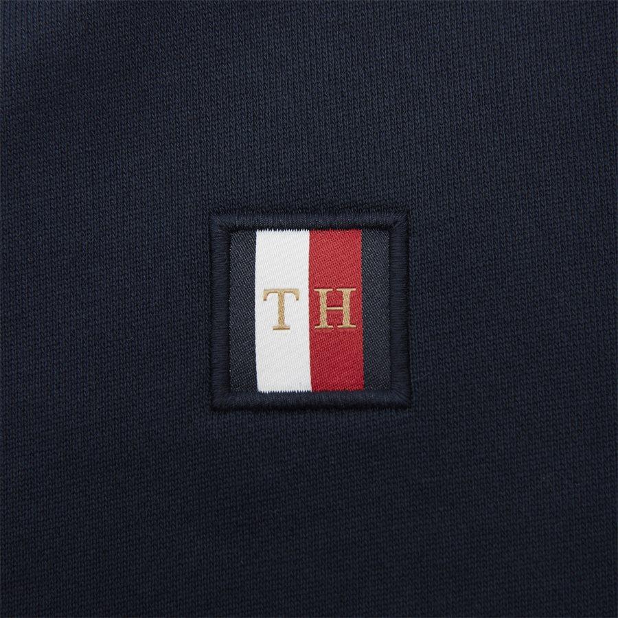 ICON MINI BADGE SWEATSHIRT - Icon Mini Badge Sweatshirt - Sweatshirts - Regular - NAVY - 4