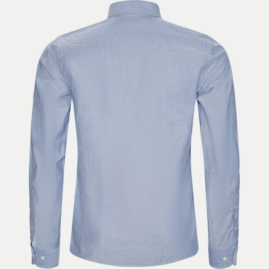 ORGANIC OXFORD SHIRT - Organic Oxford Shirt Skjorte - Skjorter - Regular - BLÅ - 2