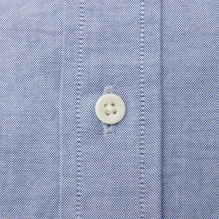 ORGANIC OXFORD SHIRT - Organic Oxford Shirt Skjorte - Skjorter - Regular - BLÅ - 3