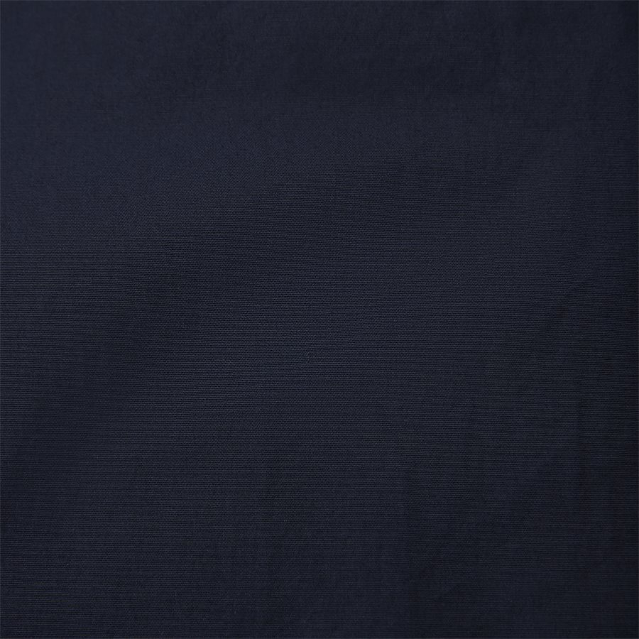 STRETCH POPLIN SHIRT S/S - Stretch Poplin Shirt S/S Kortærmetskjorte - Skjorter - Regular - NAVY - 5