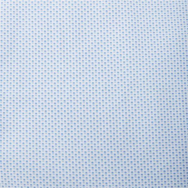 Slim Mini Print Shirt S/S Kortærmet Skjorte
