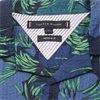 PALM TREE PRINT SHIRT S/S - Palm Tree Print Shirt - Skjorter - Regular - NAVY - 3