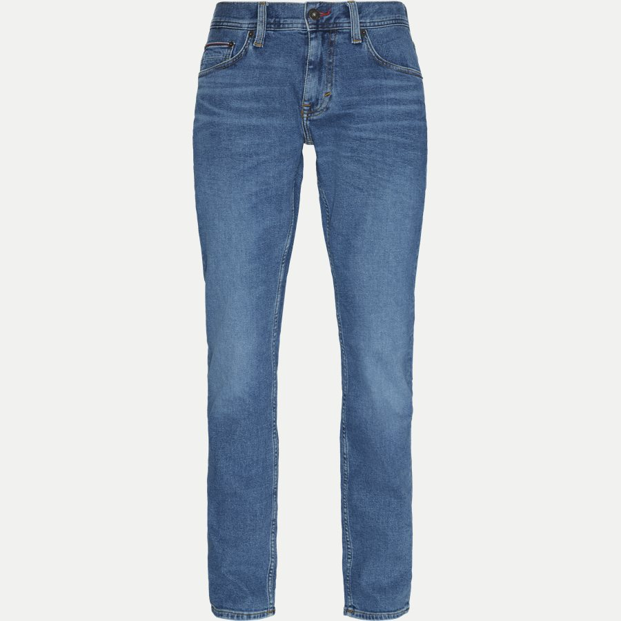 STRAIGHT DENTON STR MEDINA BLUE - Straight Denton STR Jeans - Jeans - Straight fit - DENIM - 1