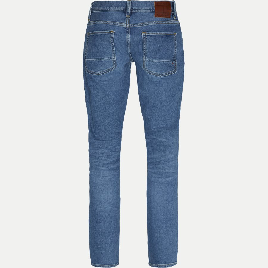 STRAIGHT DENTON STR MEDINA BLUE - Straight Denton STR Jeans - Jeans - Straight fit - DENIM - 2