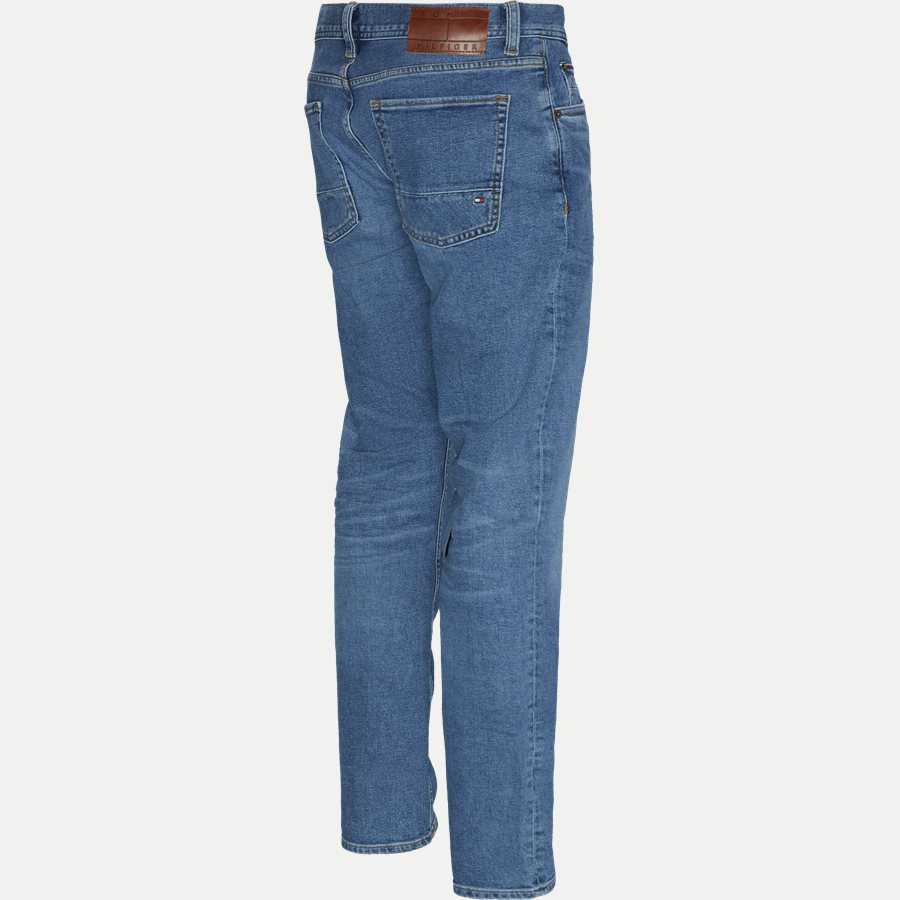 STRAIGHT DENTON STR MEDINA BLUE - Straight Denton STR Jeans - Jeans - Straight fit - DENIM - 3