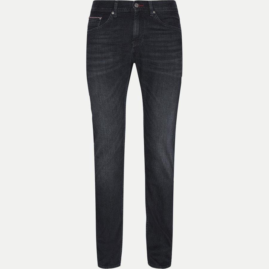 SLIM BLEECKER STR DUBLIN BLACK - Bleecker Slim Fit Jeans - Jeans - Slim - DENIM - 1