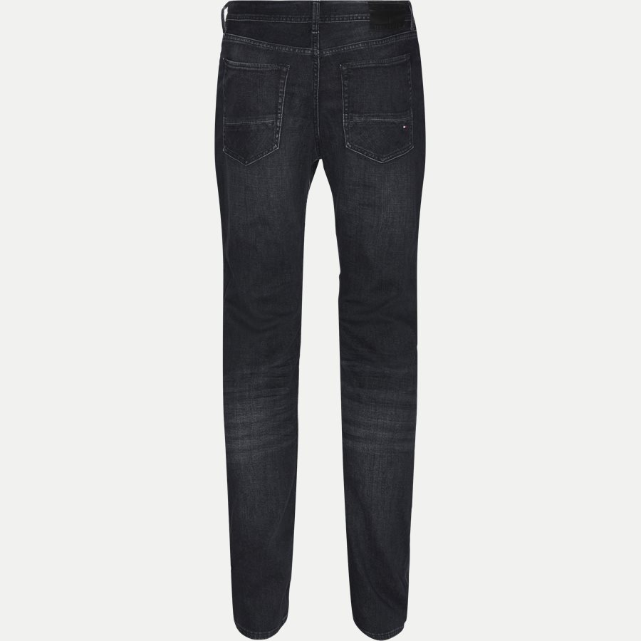 SLIM BLEECKER STR DUBLIN BLACK - Bleecker Slim Fit Jeans - Jeans - Slim - DENIM - 2