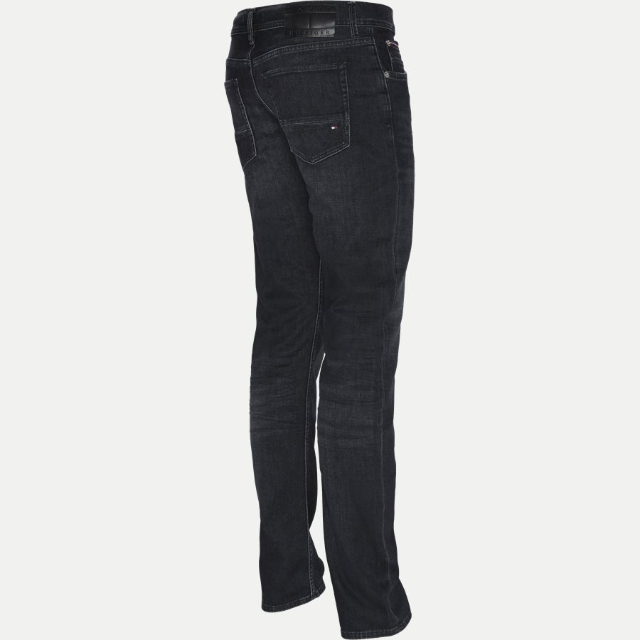 SLIM BLEECKER STR DUBLIN BLACK - Bleecker Slim Fit Jeans - Jeans - Slim - DENIM - 3