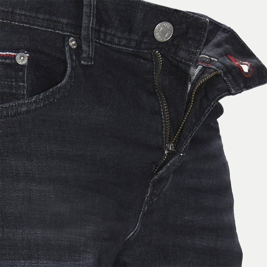 SLIM BLEECKER STR DUBLIN BLACK - Bleecker Slim Fit Jeans - Jeans - Slim - DENIM - 4