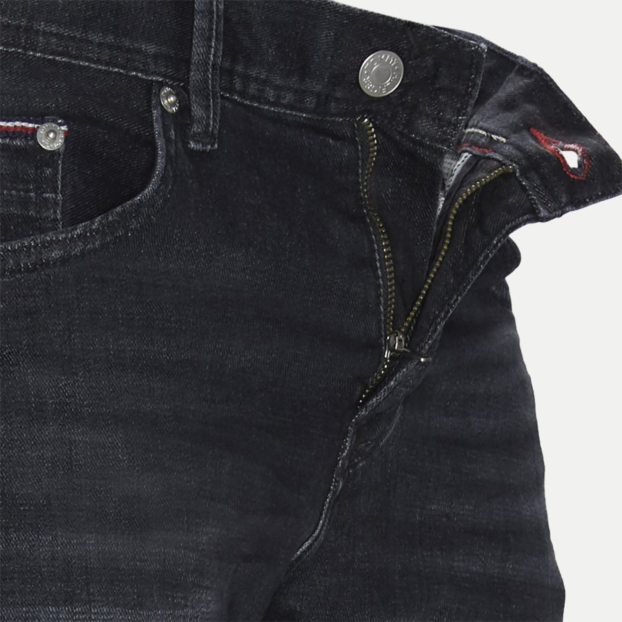 SLIM BLEECKER STR DUBLIN BLACK - Bleecker Slim Fit Jeans - Jeans - Slim - DENIM - 4