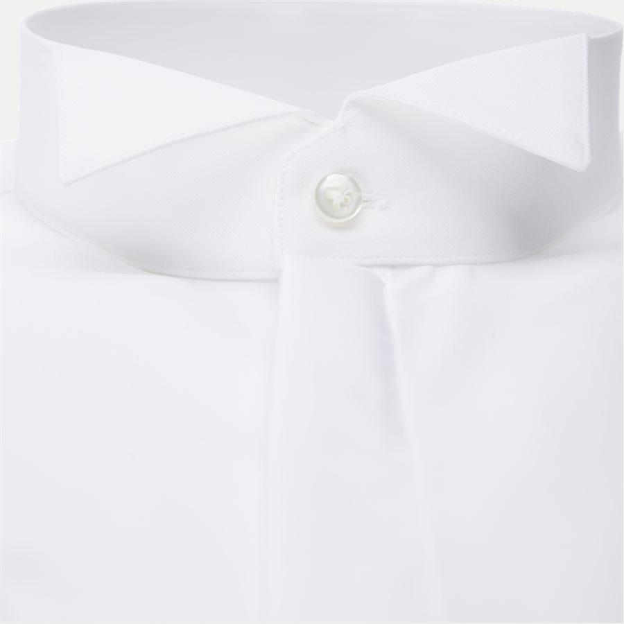 50327676 JILLIK - Jillik Smoking Skjorte - Skjorter - Slim - HVID - 3