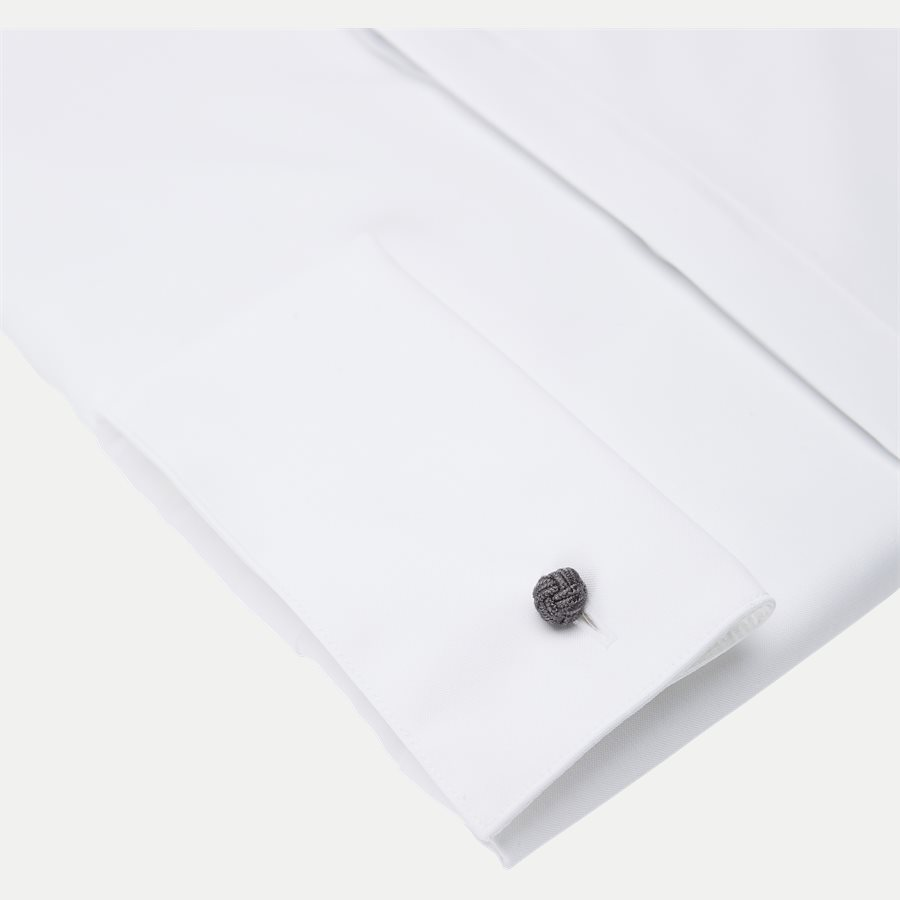 50327676 JILLIK - Jillik Smoking Skjorte - Skjorter - Slim - HVID - 4