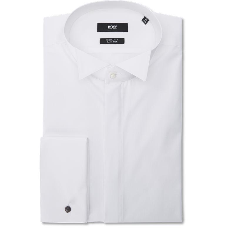 Hugo Boss - Gewen Smoking Skjorte