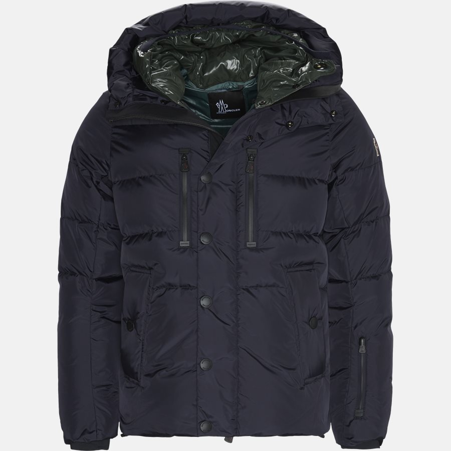 RODENBERG 41808 - Jakker - Regular fit - NAVY/GRØN - 1