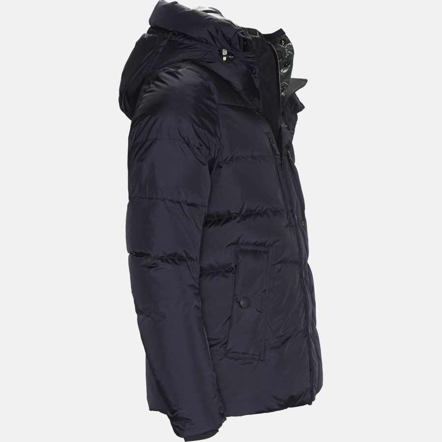 RODENBERG 41808 - Jakker - Regular fit - NAVY/GRØN - 4