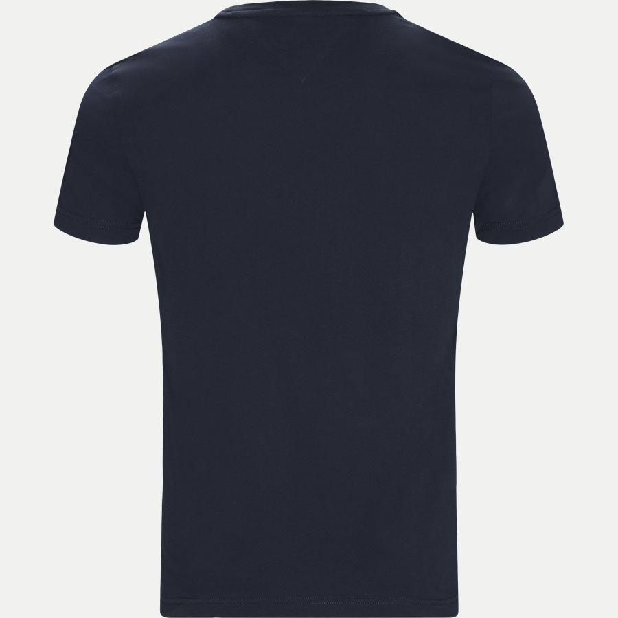 TOMMY HILFIGER TEE - Tommy Hilfiger Tee - T-shirts - Regular - NAVY - 2