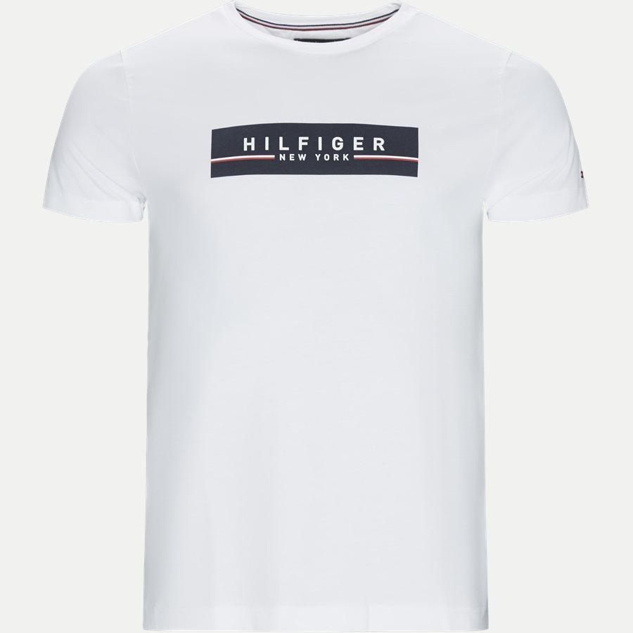 CORP BOX PRINT TEE - Corp Box Print Tee T-shirt - T-shirts - Regular - HVID - 1