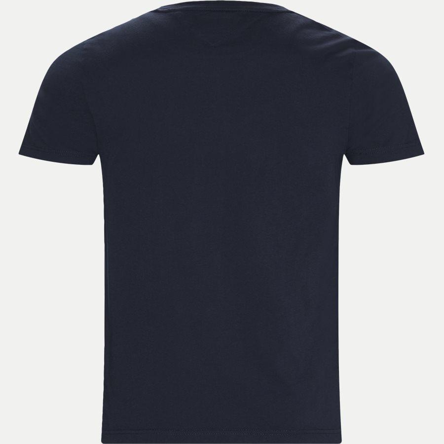 CORP APPLIQUE TEE - Corp Applique Tee - T-shirts - Regular - NAVY - 2