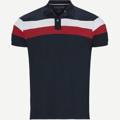 Chest Stripe Regular Polo Regular | Chest Stripe Regular Polo | Blå