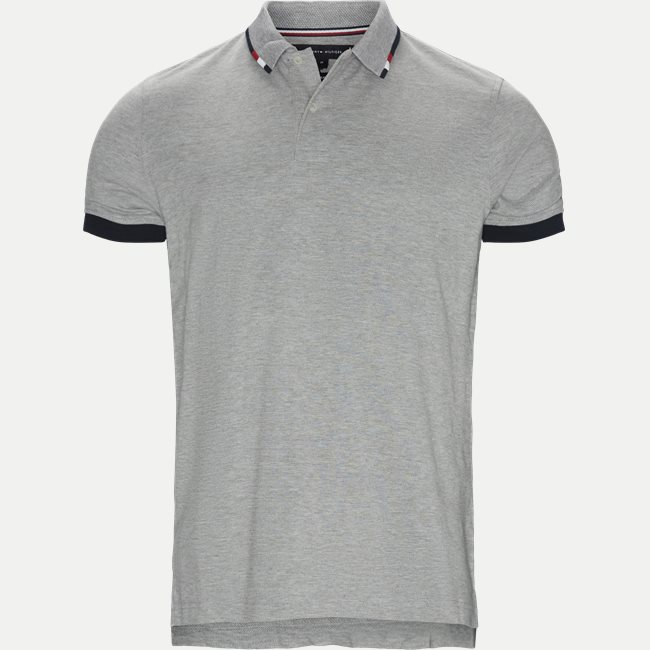Global Tipped Collar Polo T-Shirt