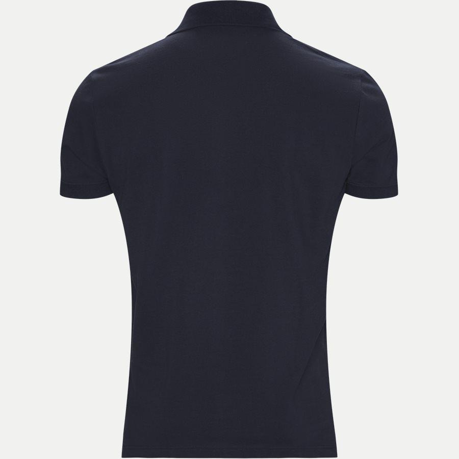 CHEST PRINT REGULAR POLO - Chest Print Regular Polo - T-shirts - Regular - NAVY - 2