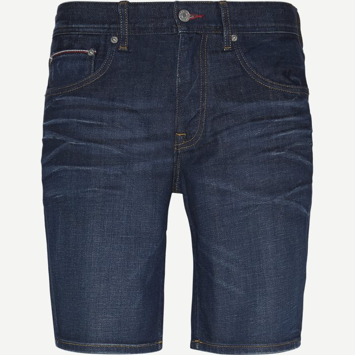 Brooklyn Short Shorts - Shorts - Regular - Denim