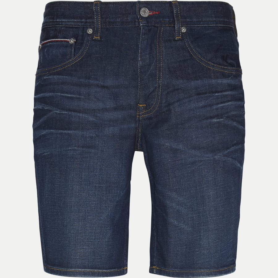 BROOKLYN5PKT SHORT STR RENO BLUE - Brooklyn Short Shorts - Shorts - Regular - DENIM - 1