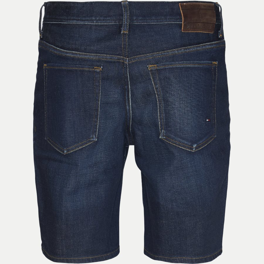 BROOKLYN5PKT SHORT STR RENO BLUE - Brooklyn Short Shorts - Shorts - Regular - DENIM - 2