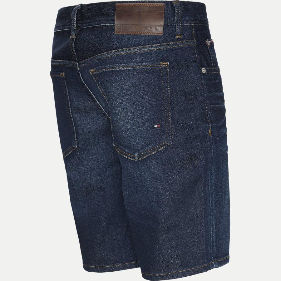 BROOKLYN5PKT SHORT STR RENO BLUE - Brooklyn Short Shorts - Shorts - Regular - DENIM - 3