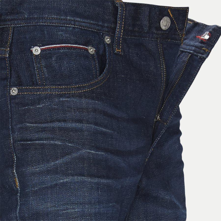 BROOKLYN5PKT SHORT STR RENO BLUE - Brooklyn Short Shorts - Shorts - Regular - DENIM - 4