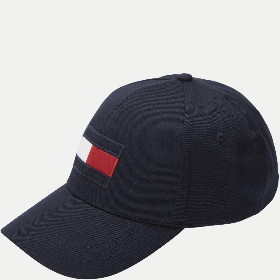 BIG FLAG CAP - Big Flag Cap - Caps - NAVY - 1