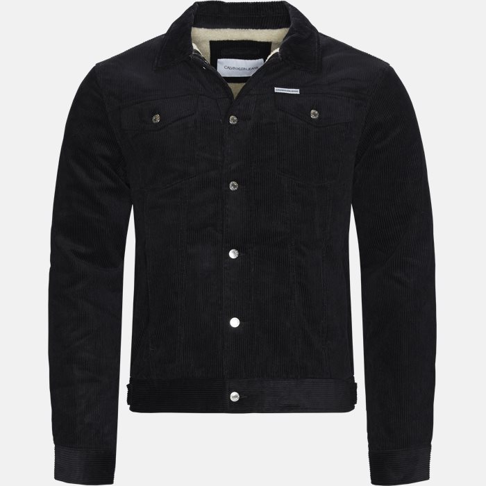 jacket  - Jakker - Regular fit - Sort