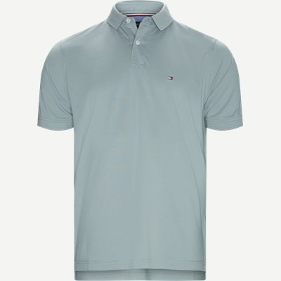 Core Tommy Regular Polo Regular | Core Tommy Regular Polo | Turkis