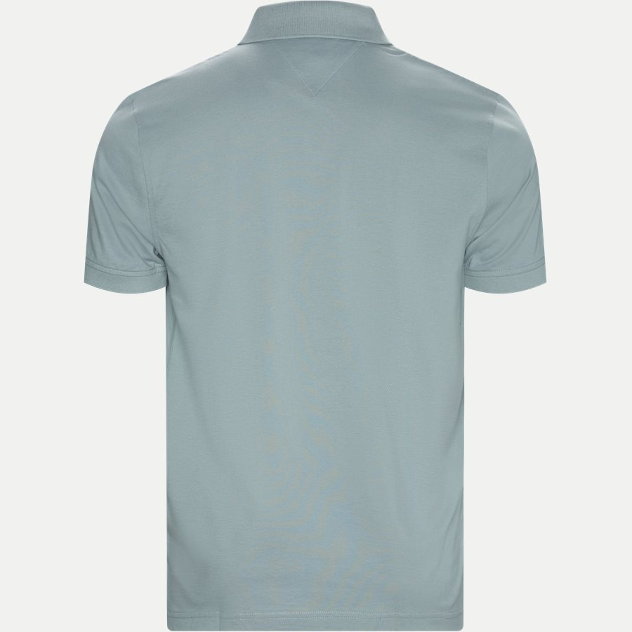 TOMMY REGULAR POLO - Core Tommy Regular Polo - T-shirts - Regular - AQUA - 2