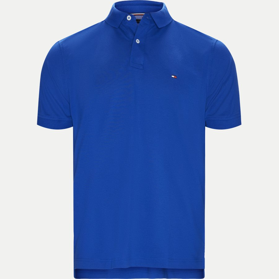 TOMMY REGULAR POLO - Core Tommy Regular Polo - T-shirts - Regular - BLÅ - 1
