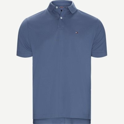 Core Tommy Regular Polo Regular | Core Tommy Regular Polo | Denim