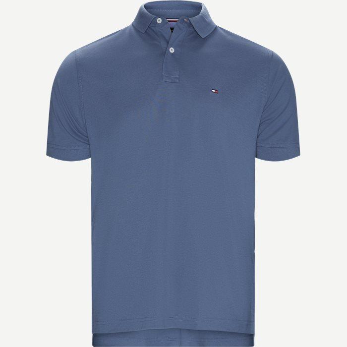 T-shirts - Regular - Denim