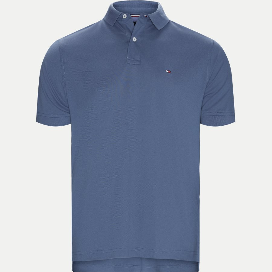 TOMMY REGULAR POLO - Core Tommy Regular Polo - T-shirts - Regular - DENIM - 1