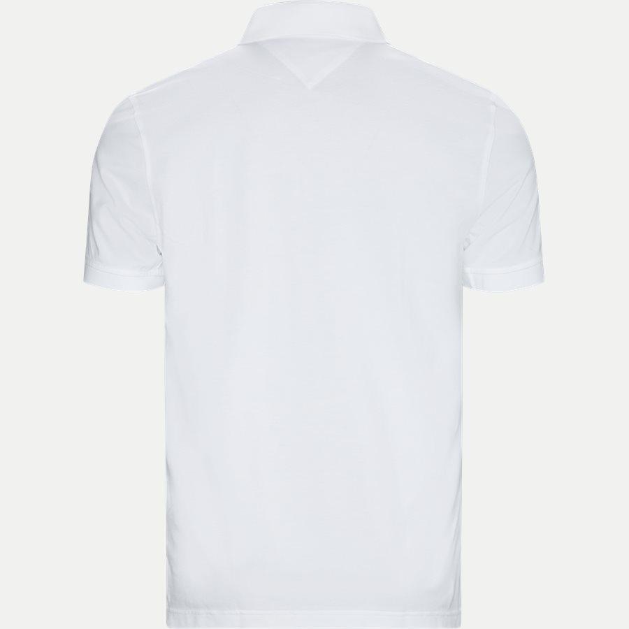 TOMMY REGULAR POLO - T-shirts - Regular - HVID - 2