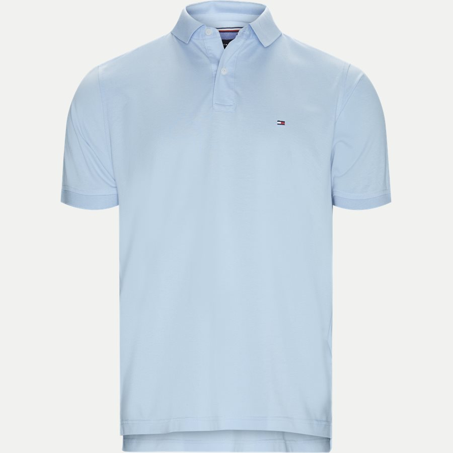 TOMMY REGULAR POLO - Core Tommy Regular Polo - T-shirts - Regular - LYSBLÅ - 1