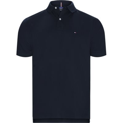 Core Tommy Regular Polo Regular | Core Tommy Regular Polo | Blå