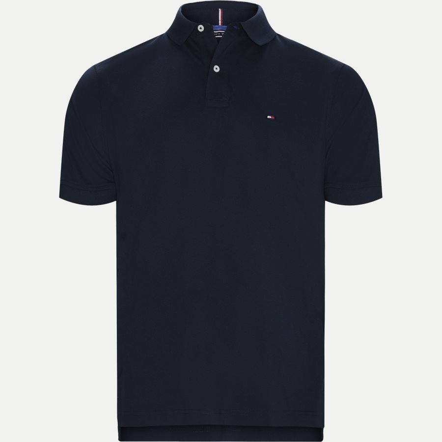 TOMMY REGULAR POLO - Core Tommy Regular Polo - T-shirts - Regular - NAVY - 1