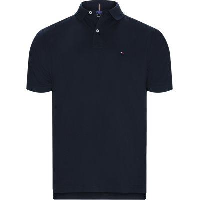 Core Tommy Regular Polo Regular | Core Tommy Regular Polo | Blå