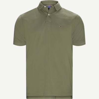 Regular | T-Shirts | Oliv
