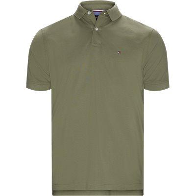 Core Tommy Regular Polo Regular | Core Tommy Regular Polo | Army