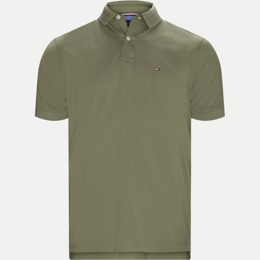 TOMMY REGULAR POLO - Core Tommy Regular Polo - T-shirts - Regular - OLIVEN - 1