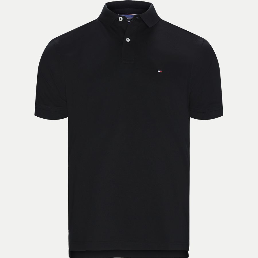 TOMMY REGULAR POLO - Core Tommy Regular Polo - T-shirts - Regular - SORT - 1
