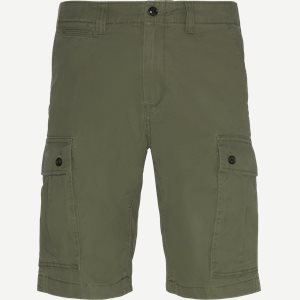 John Cargo Light Twill Shorts Regular | John Cargo Light Twill Shorts | Army